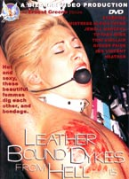 scheda del film hard in dvd LEATHER BOUND DYKES FROM HELL  PART 15