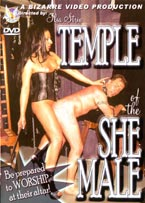 scheda del film hard in dvd TEMPLE OF THE SHE-MALE