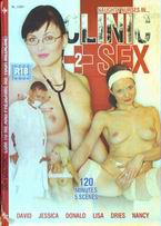 scheda del film hard in dvd CLINIC SEX 2