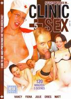 scheda del film hard in dvd CLINIC SEX 5