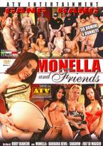 scheda del film hard in dvd MONELLA AND FRIENDS
