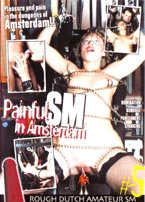 scheda del film hard in dvd PAINFULL SM IN AMSTERDAM #5