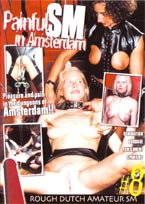 scheda del film hard in dvd PAINFULL SM IN AMSTERDAM #8
