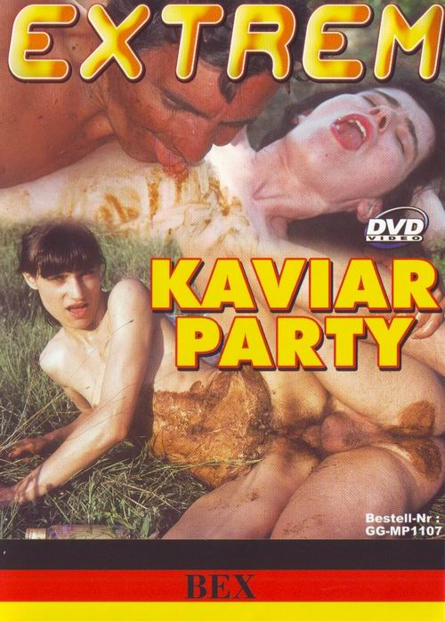 scheda del film hard in dvd KAVIAR PARTY