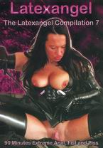 scheda del film hard in dvd THE LATEXANGEL COMPILATION 7