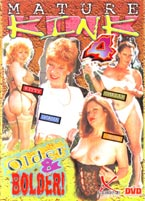 scheda del film hard in dvd MATURE KING 4