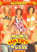 scheda del film hard in dvd MOM'S HAIRY PUSSY
