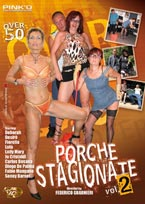 scheda del film hard in dvd PORCHE STAGIONATE #2