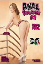 scheda del film hard in dvd ANAL VIOLATION VOL. 2