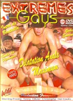 scheda del film hard in dvd EXTREMES GAYS 1