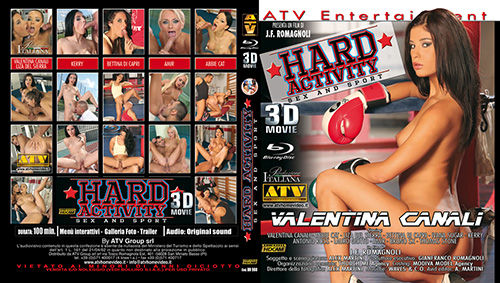 hard activity - blu-ray 3d